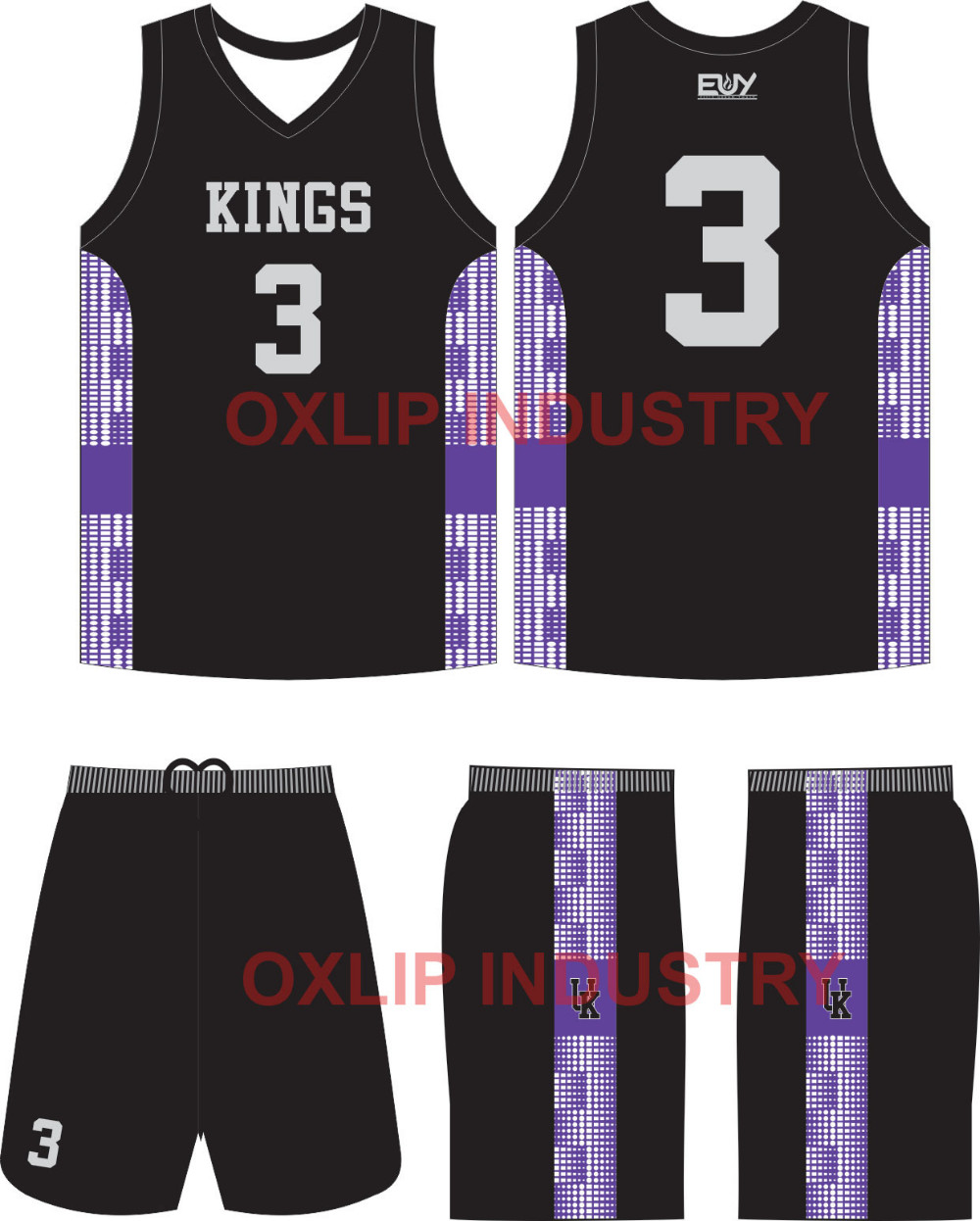 Custom Design sublimation cheap youth adult reversible basketball uniforms