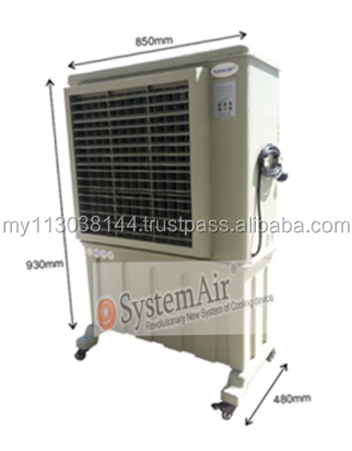 Air Water Cooler Portable STMA-6S/2
