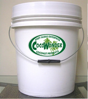 20 Liters - EXTRA VIRGIN COCONUT OIL, has Finest Quality, Expeller Process