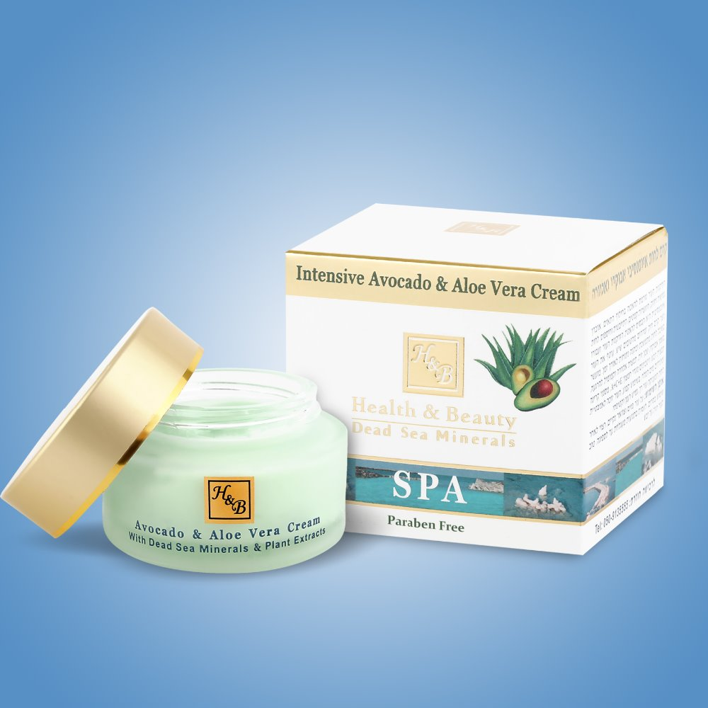 Intensive Avocado & Aloe Vera cream 50 ml