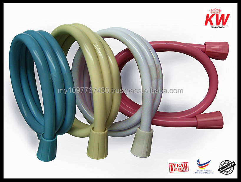 Rubber Water Hose / Hose Pipe / Shattaf Hose / Rubber Tube / Hand Shower Spray Hose (bathroom accessories)