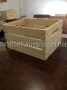 CHEAP WOOD CRATE wholesale