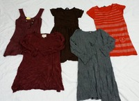 LADIES LIGHT KNIT DRESS