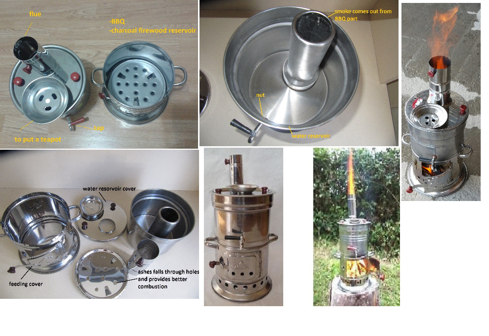 TURKISH TRADITIONAL CHROMIUM STEEL WATER HEATER & SAMOVAR & TEAKETTLES & TEAPOT & TEA-URN Contact to buy large amounts.