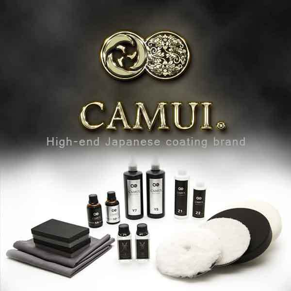 nano product coating system CAMUI Japanese technology