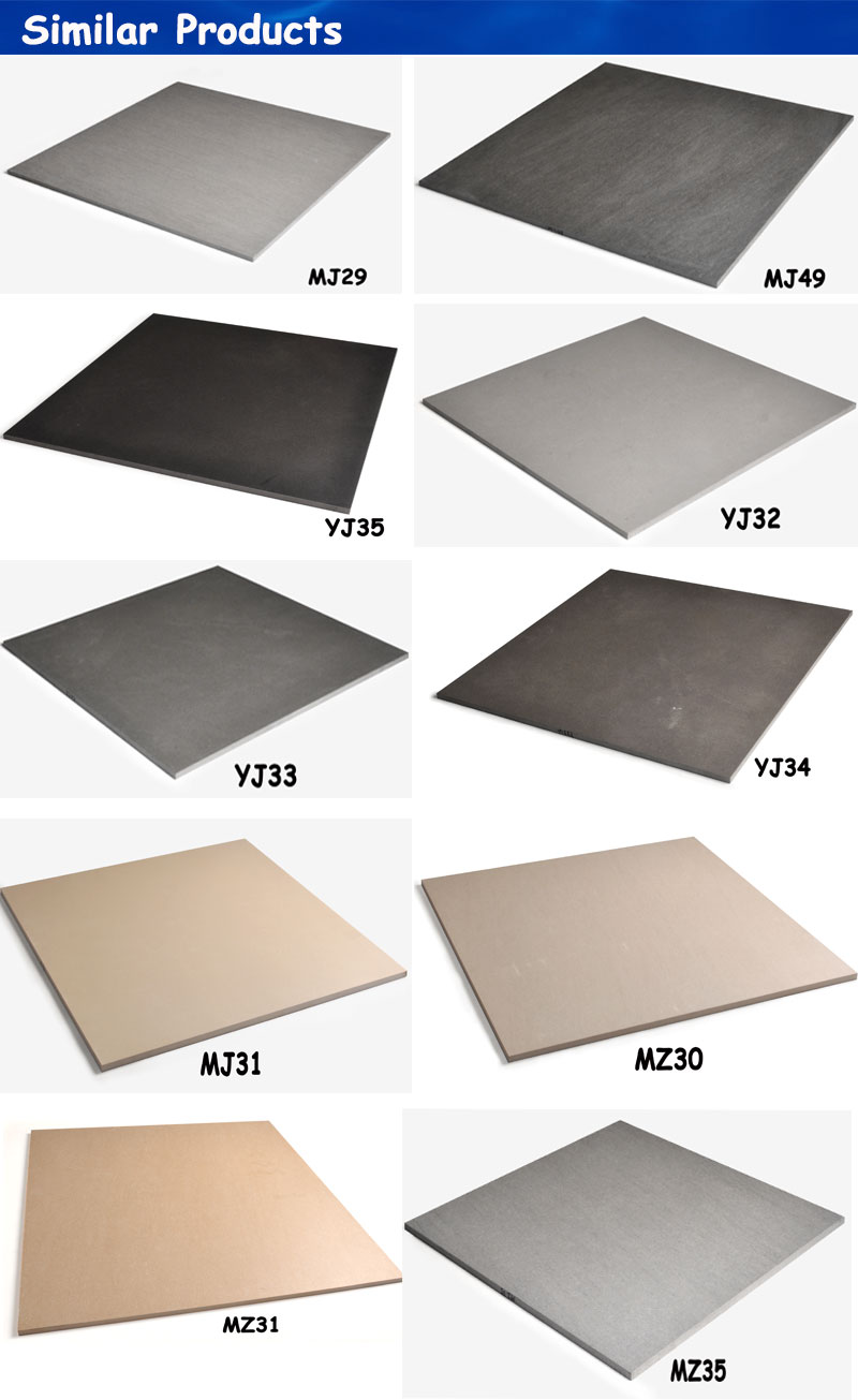 YJ32 60*60 outdoor different types of ceramic floor tile