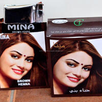 Natural Henna Powder Hair Dye