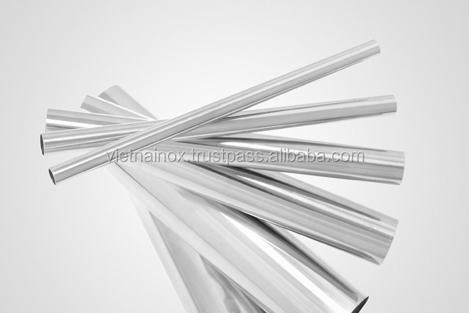 ROUND STAINLESS STEEL TUBE (201)