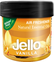 NATURAL FRESH JELLO air freshener in gel