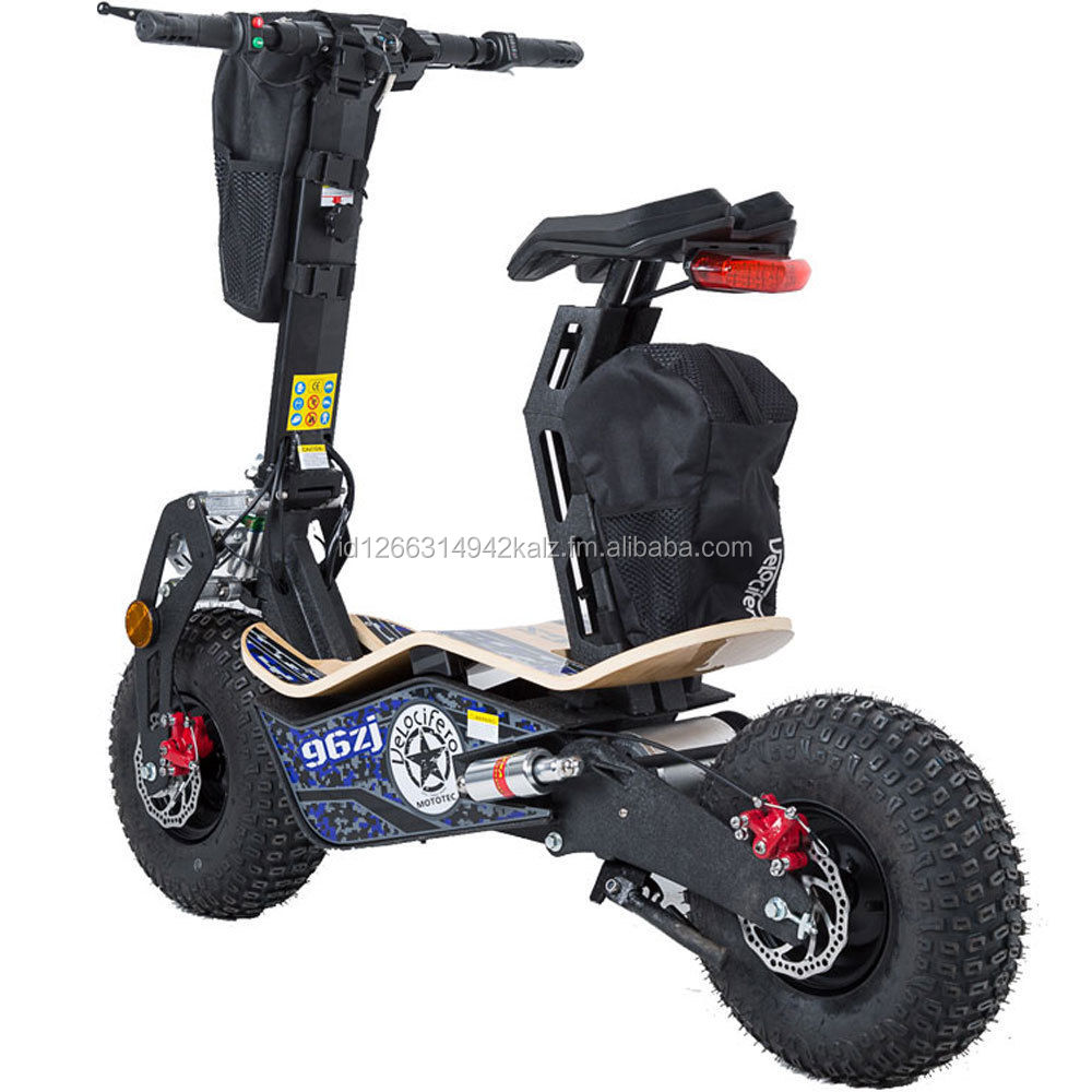 Mototec Mad Electric Scooter 1600w Motor