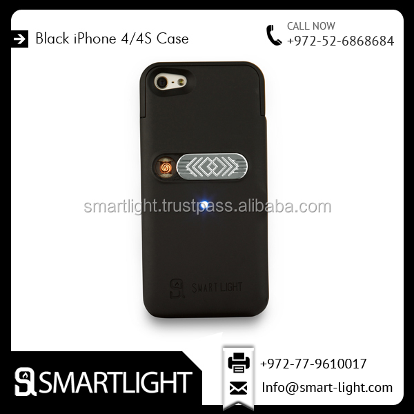 Trusted Brand Selling Lighter Case Cover for iPhone 4/4s