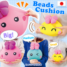 Snuggling Hoppechan stuffed cushions for animal shaped body pillow