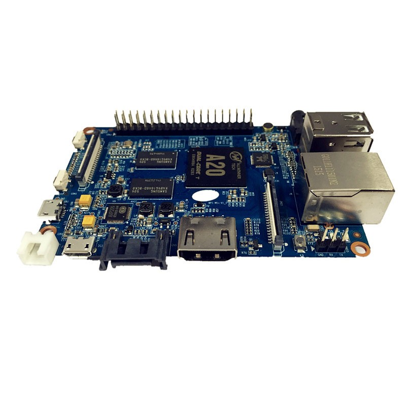 A20 Dual Core 1GB RAM on-board WiFi SBC Banana Pro