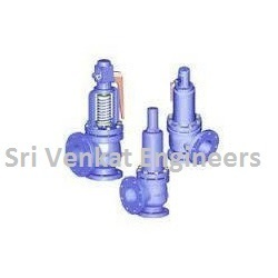 Safety Valves for industrial purpose