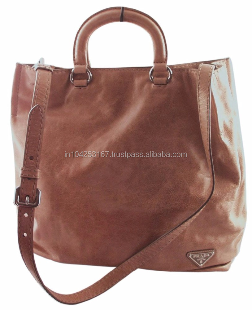 leather bag, genuine leather bag, ladies leather vanity bag made in india