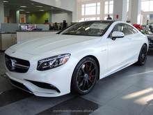 EXPORT IMPORT READY 2016 Mercedes-Benz S-Class S63 AMG 4MATIC Coupe