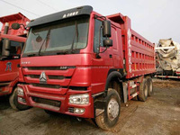 Used Sinotruk Howo 336HP 16 CBM Dump Truck /ISUZU Forward Dump Truck in China