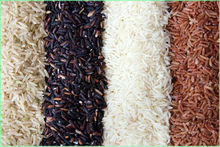Long Grain Black Thai Jasmine Fragrant Rice