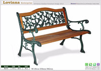 Malaysia Garden Chair, Garden Set, Out Door Furniture, Two Seat Chair, Cast Iron Chair, Double Seat Chair, 2 Seat Chair, Kerusi
