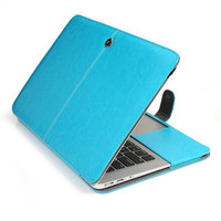 "NEW IMPRUE PU Leather Hard Case Cover for Apple Macbook Air 13"" with 5 Colors"