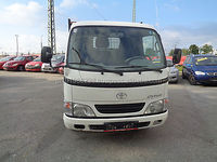 USED TRUCKS - TOYOTA DYNA 100 3.0 D-4D FLAT BED (LHD 7429)