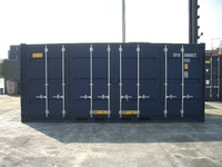 Export Quality 20 Feet Open Side Container