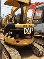 Caterpillar 303CR Mini excavator