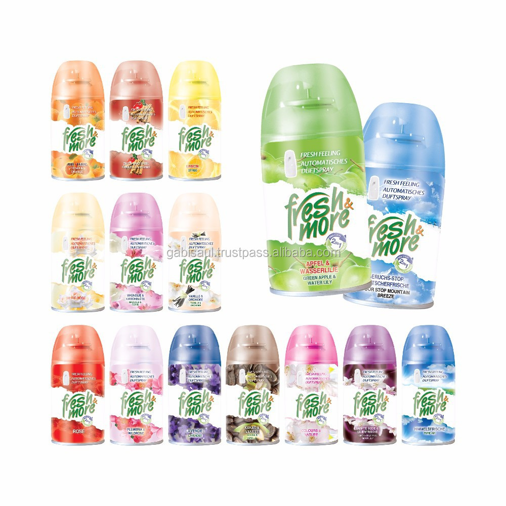 Fresh More Automatic refill dispenser air freshener
