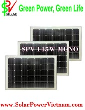 High efficiency Solar Panel - Solar Power Vietnam