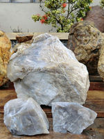 NATURAL SEMI PRECIOUS BOULDER (Flint)