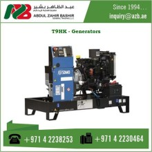 Standard Model Of Diesel Generators With Warning Function