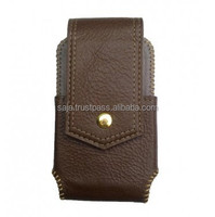 Cow leather bag for cell phone SCC-002