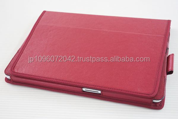 Functional and High quality fabric polyester tablet case for customer's order , small lot order available