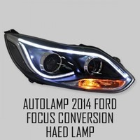 [AUTO LAMP] Ford Focus - LED Projection Headlights Set Conversion Kit 2014(no.6485)