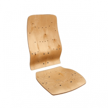 molded plywood for office chair