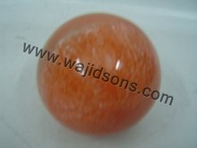 STYLISH METAL MADE BALL FOR SALE | ORANGE COLOURED BALL FOR SHOW PIECE USED | LATEST BALL FOR SALE