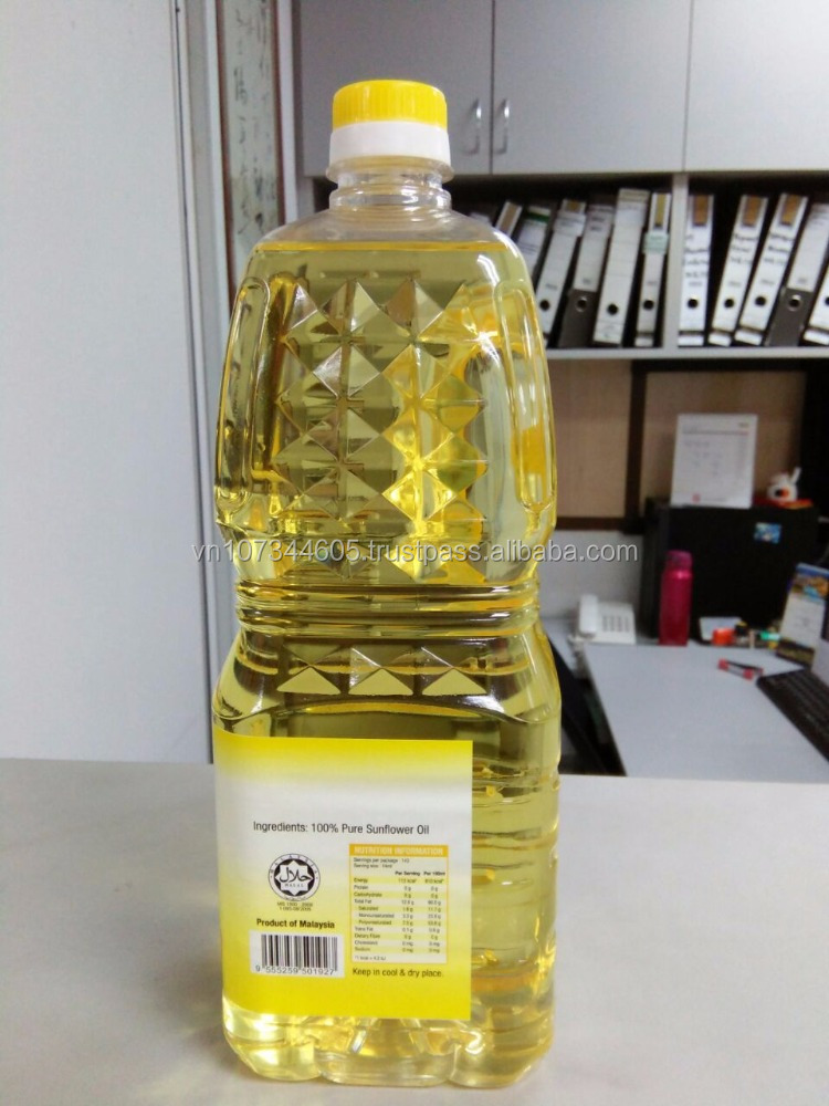 Sunflower oil ( high quality )