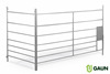 Fence section for sheeps