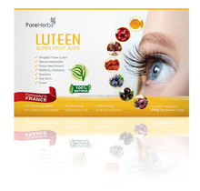 LUTEEN Eye Care Drink Super Fruit Juice Extract lutein suppliment eye health powder oem