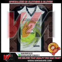 American Football Jersey Cyclones