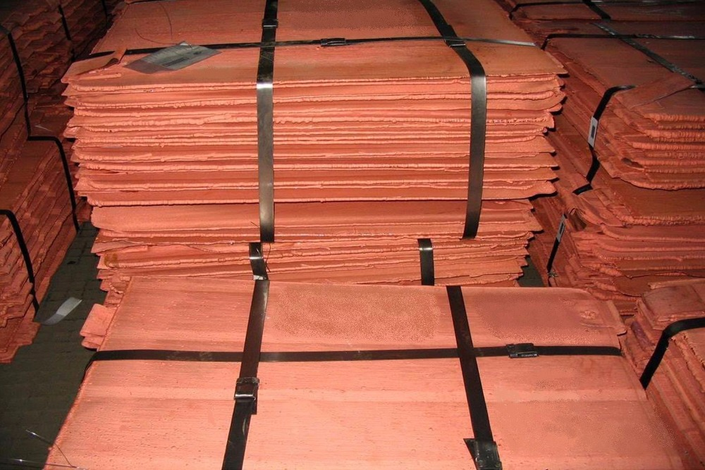 LME Copper Cathodes Cu99%