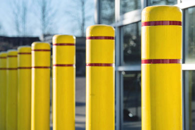 Bollards Traffic Barrier /automated parking system and car barriers