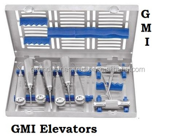 Dental Root Elevators Tip Canal Set Dentists instruments Tools Periodontics Instruments