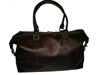 Handmade genuine leather travel bag/Best travel duffel bag