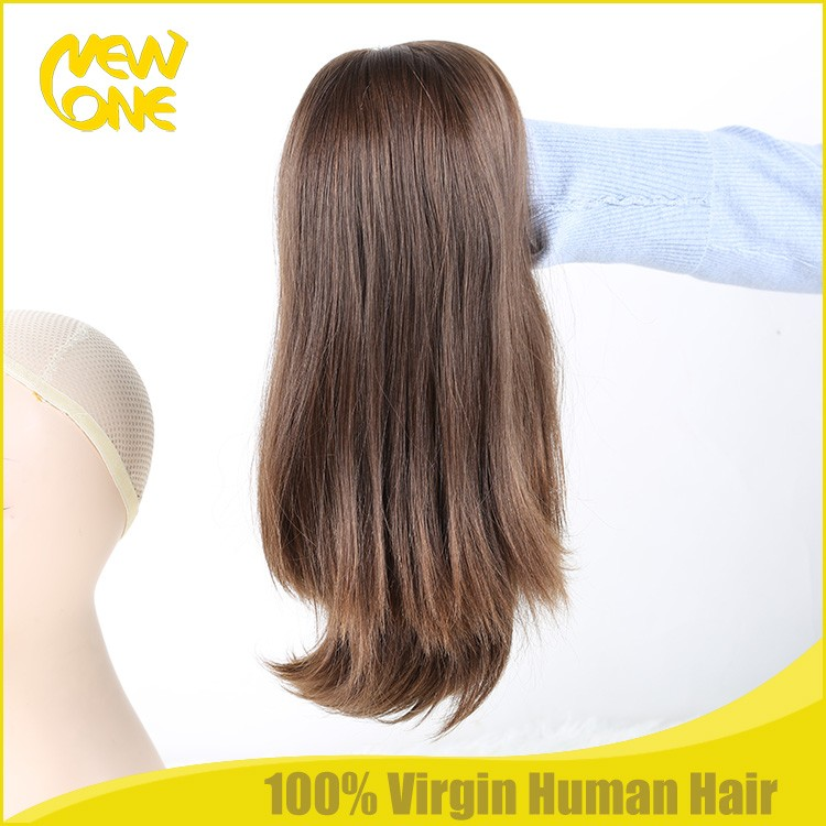 New One Wig Perfect 100% pure Russian jewish kosher human hair wigs.jpg