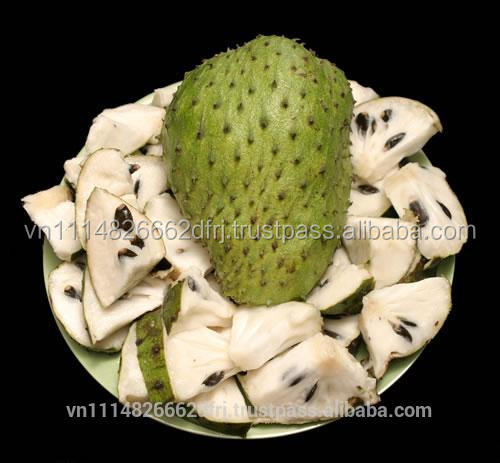 Vietnamese high quality soursop fruit
