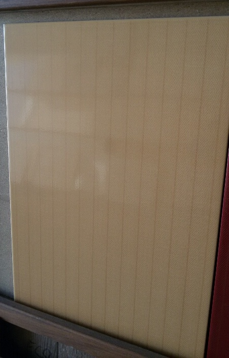 31,6x44,7 Wall Tile 1 st choice Diplomatic Ocre Price 2.86euros/m2