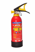 ABC Fire Extinguisher 1 Kg Dry Chemical Powder ISI Mark