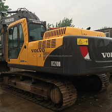 Volvo EC210 excavator for sale, made in Korea original