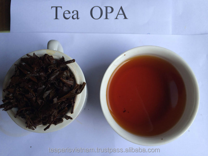 High quality hot sell PURE CEYLON OPA black tea